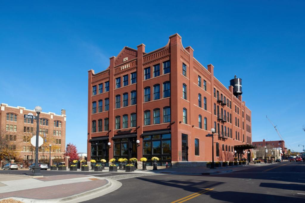 The Charmant: Adaptive Reuse La Crosse, WI