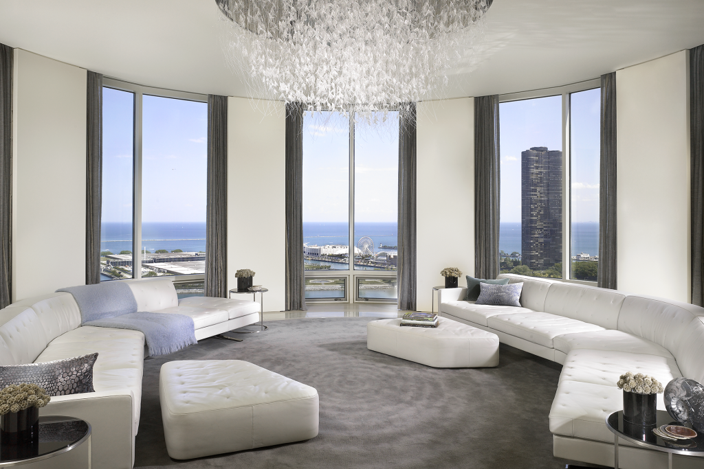 Lake Shore Drive Penthouse: Residential Chicago, IL