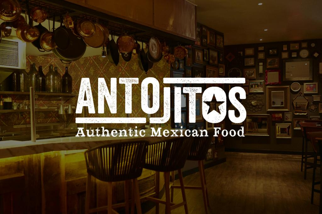 Antojitos: Ideation, Identity, Menus... Orlando, FL