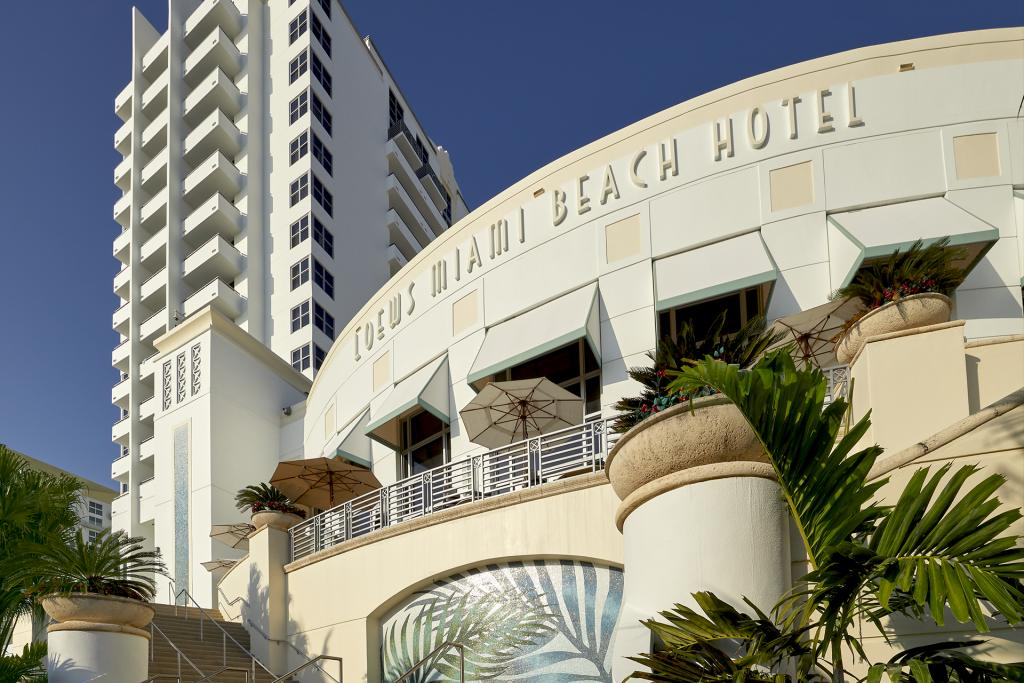Loews Miami Beach Hotel: Branded Lifestyle Hotel Miami Beach, FL