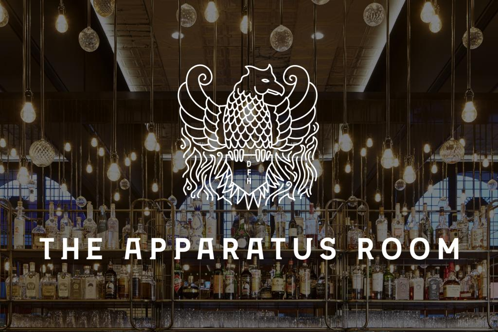 The Apparatus Room: Identity, Uniforms, Menus... Detroit, MI