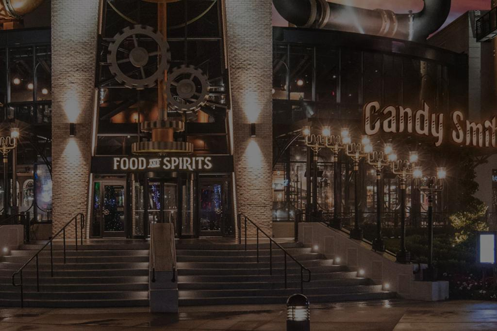 "Toothsome Chocolate Emporium: Identity, Menus, Packaging <div class=""project_desc_copy"">	 <div class=""branding_desc""><strong>The Project:</strong> A new and imaginative restaurant concept located at Universal Studios Citywalk.</div> <div class=""branding_desc""><strong>Services:</strong>Concept, Branding, Naming, Logo & Identity, Collateral, Signage, Custom Artwork, Characters, Uniforming</div> <div class=""branding_desc""><strong>The Goal:</strong> To create a unique experience that would stand out against the crowded brand landscape of universal studios food & beverage venues.</div> <div class=""branding_desc""><strong>Our Solution:</strong> Our concept was to build a steampunk (a popular artistic genre of retro-futurism) chocolate factory, whose design focused on story and personality, imagining a history of the factory and its owner. Blending Victorian detail and ornament with steam-powered industrial materials, the design and branding reflect the clockwork intricacy of a time long since committed to nostalgia. The layered details of the brand expression reflect the story and history of the characters we conceptualized.</div> </div> Orlando, FL"