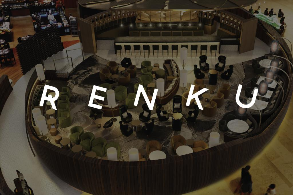 Renku: Identity, Uniforms, Menus, Packaging... Singapore