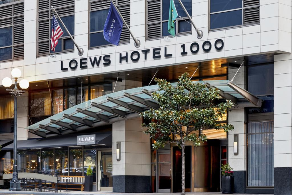Loews Hotel 1000, Seattle:  Seattle, WA